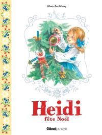 Heidi. Volume 5, Heidi fête Noël