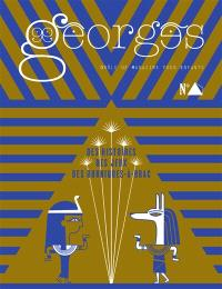 Georges : drôle de magazine pour enfants, Pyramide