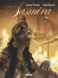 Sasmira. Volume 3, Rien