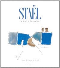 Nicolas de Staël : du trait à la couleur