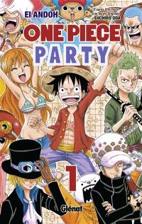 One Piece party. Volume 1