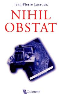 Nihil obstat