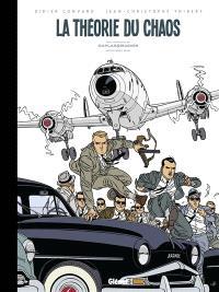 Une aventure de Kaplan & Masson : édition noir & blanc. Volume 1, La théorie du chaos