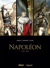 Napoléon : 1769-1821 : coffret tomes 1 à 3
