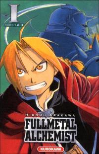 Fullmetal alchemist. Volume 1, Tomes 1, 2, 3