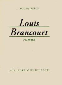 Louis Brancourt
