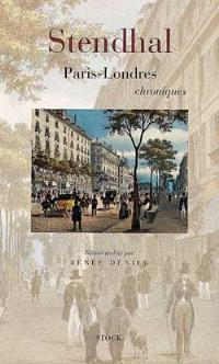Paris-Londres : chroniques