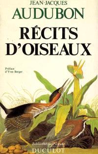Récits d'oiseaux