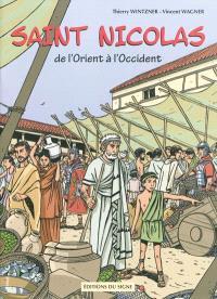 Saint Nicolas, de l'Orient à l'Occident