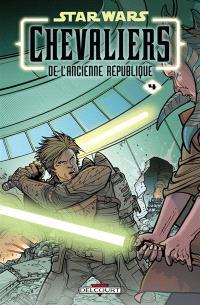 Star Wars : chevaliers de l'Ancienne République. Volume 4, L'invasion de Taris