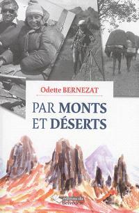 Par monts et déserts