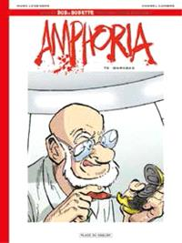 Bob et Bobette : la saga commence, Amphoria. Volume 6, Barabas