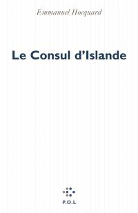 Le consul d'Islande