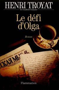 Le défi d'Olga