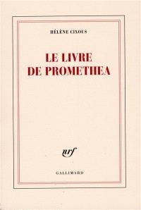 Le Livre de Prométhéa