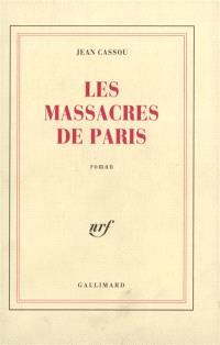 Les massacres de Paris