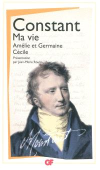 Ma vie : le cahier rouge; Amélie et Germaine; Cécile