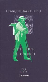 Petite route du Tholonet