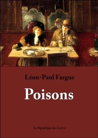 Poisons