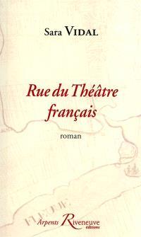 Rue du théâtre français