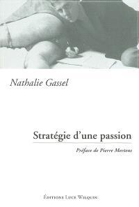 Stratégie d'une passion : fiction épistolaire-mails