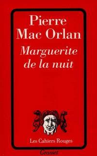 Marguerite de la nuit; A l'hôpital Marie-Madeleine