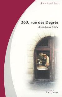 360, rue des Degrés