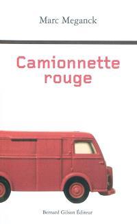 Camionnette rouge