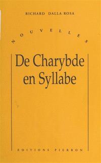 De Charybde en Syllabe