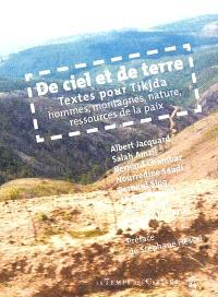 De ciel et de terre : textes pour Tikjda