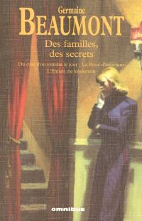 Des familles, des secrets