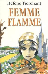 Femme flamme