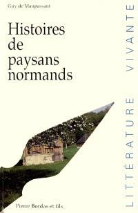 Histoires de paysans normands