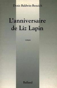 L'Anniversaire de Liz Lapin