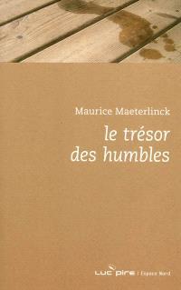 Le trésor des humbles : essai