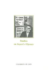 Studies on Joyce's Ulysses