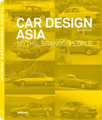Car design Asia : myths, brands, people