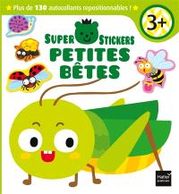Super stickers petites bêtes