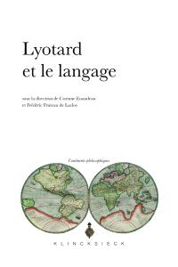 Lyotard et le langage