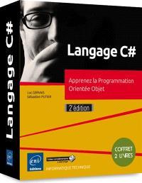 Langage C# : apprenez la programmation orientée objet