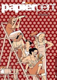 Les filles. Volume 2, Papier peint