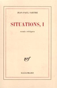 Situations. Volume 1