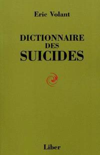 Dictionnaire des suicides