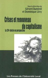 Crises et renouveau du capitalisme