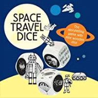 SPACE TRAVEL DICE /ANGLAIS