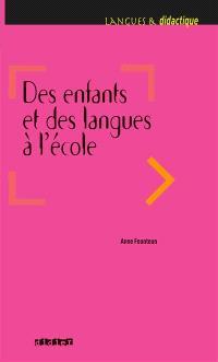 Des enfants et des langues à l'école
