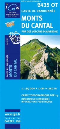 2435OT MONTS DU CANTAL