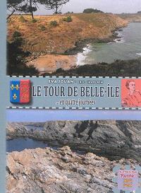 Le tour de Belle-Ile en quatre journées