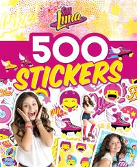 Soy Luna : 500 stickers