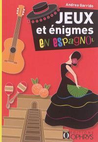 Jeux et énigmes en espagnol